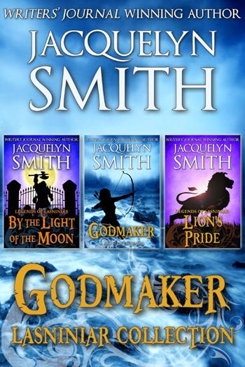 Godmaker Lasniniar Collection cover