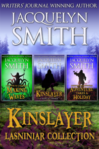 Kinslayer Lasniniar Collection cover