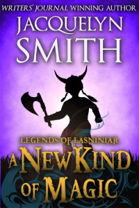 Legends of Lasniniar A New Kind of Magic cover