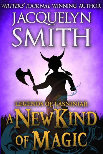 Legends of Lasniniar A New Kind of Magic cover