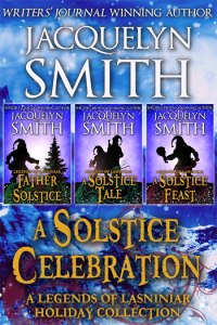 A Solstice Celebration Lasniniar Holiday Collection cover