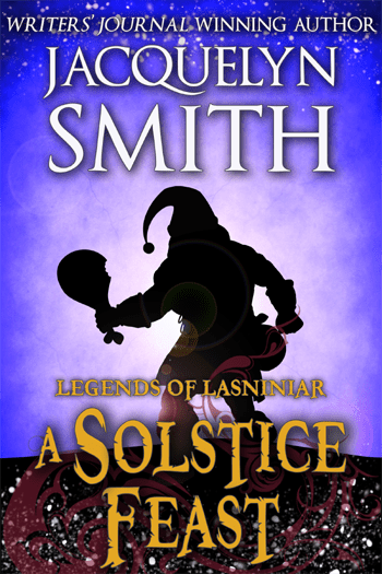 Legends of Lasniniar A Solstice Feast cover
