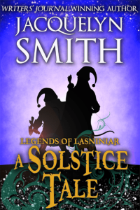 Legends of Lasniniar A Solstice Tale cover