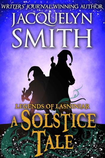 Legends of Lasniniar A Solstice Tale cover