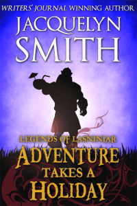 Legends of Lasniniar Adventure Takes a Holiday cover