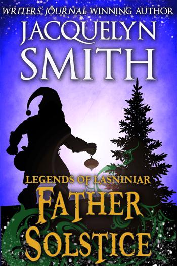 Legends of Lasniniar Father Solstice cover