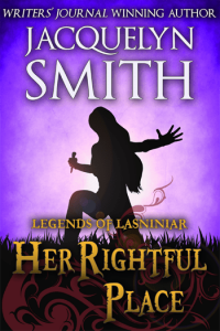 Legends of Lasniniar Her Rightful Place cover