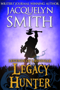 Legends of Lasniniar Legacy Hunter cover