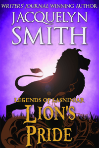 Legends of Lasniniar Lion's Pride cover