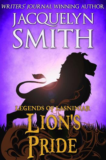Legends of Lasniniar Lion's Pride cover