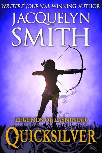 Legends of Lasniniar Quicksilver cover