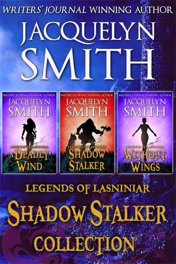 Shadow Stalker Lasniniar Collection cover
