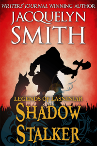 Legends of Lasniniar Shadow Stalker cover