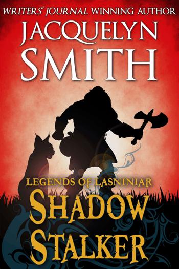 Legends of Lasniniar Shadow Stalker cover