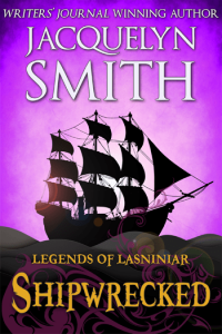 Legends of Lasniniar Shipwrecked cover