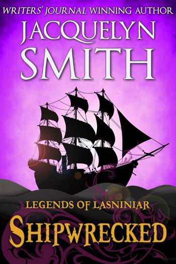 Legends of Lasniniar Shipwrecked cover