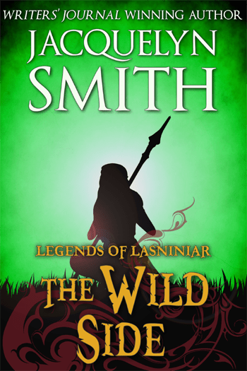 Legends of Lasniniar The Wild Side cover