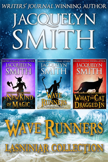 Wave Runners Lasniniar Collection cover