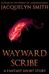Wayward Scribe Fantasy Short Story cover