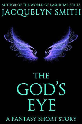 The God's Eye fantasy short story cover