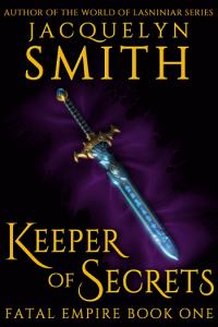 Keeper of Secrets Fatal Empire cover