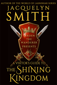 Shining Kingdom Visitor's Guide Fatal Empire cover