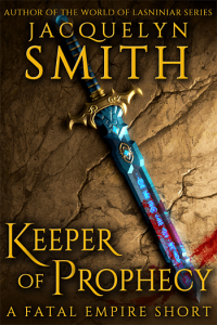 Keeper of Prophecy Fatal Empire cover
