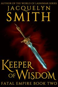 Keeper of Wisdom Fatal Empire cover